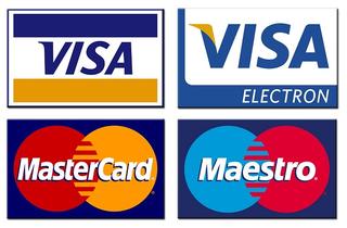 Как оплачивать покупки банковскими картами в Интернете