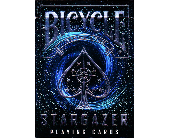 Playing cards Bicycle Stargazer