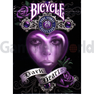 Playing cards Bicycle Anne Stokes Dark Hearts