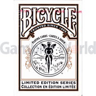 Playing cards Bicycle Limited Edition Series 1