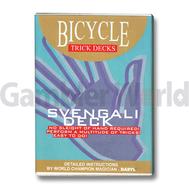 Игральные карты Svengali Deck Bicycle (Красные)