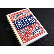 Игральные карты Tally-Ho Gaff