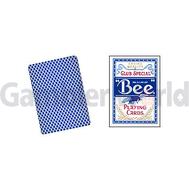 Игральные карты Bee (Синие)