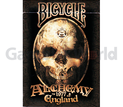 Playing cards Bicycle Alchemy II