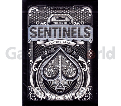Playing cards Sentinels
