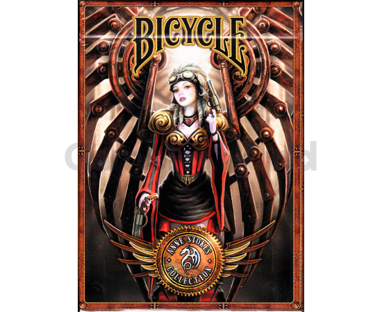Playing cards Bicycle Anne Stokes Steampunk