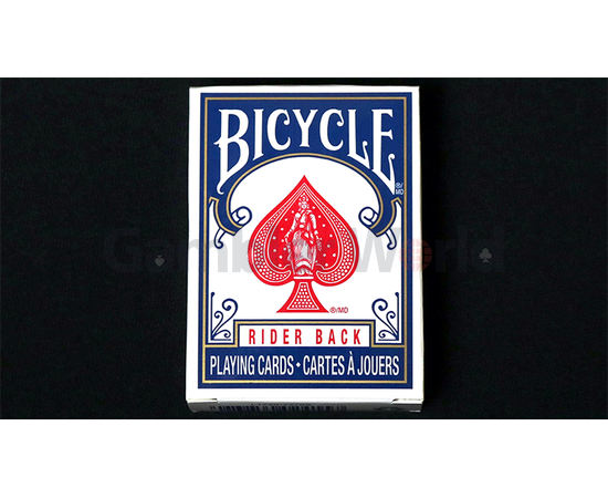 Игральные карты Bicycle Mini (Синие)