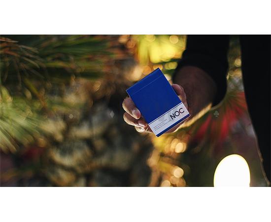 Игральные карты NOC Original Deck (Синие) - USPCC & The Blue Crown