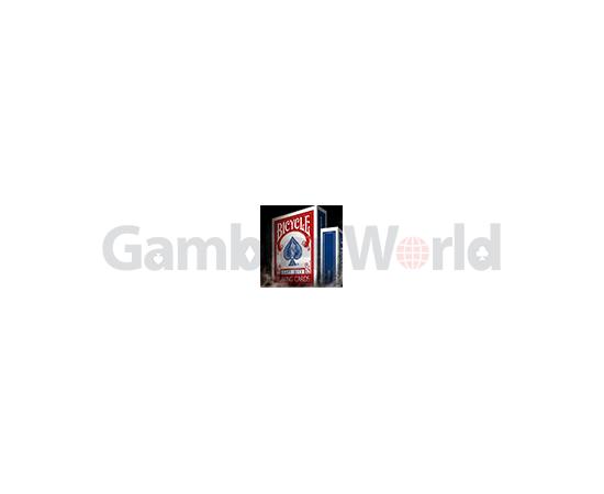 Игральные карты Bicycle Gaff Rider Back (Красные)